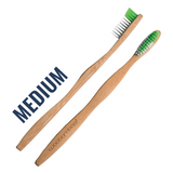 Signature Adult Bamboo Toothbrushes