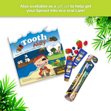 Tooth Ahoy! Soft Cover Childrens' Book