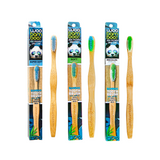 Signature Adult Bamboo Toothbrushes - Zero Waste Packaging