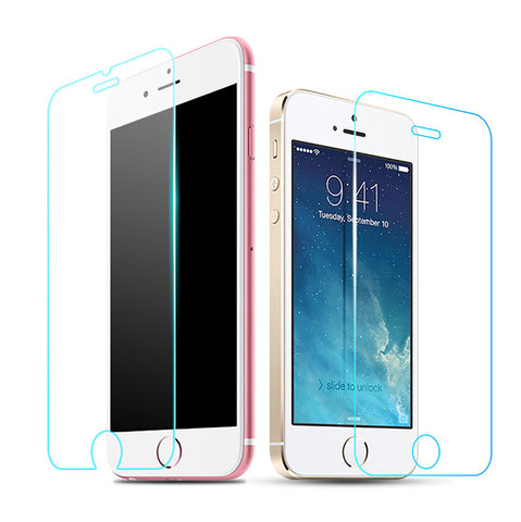 Premium Anti-shatter Tempered Glass for iPhone