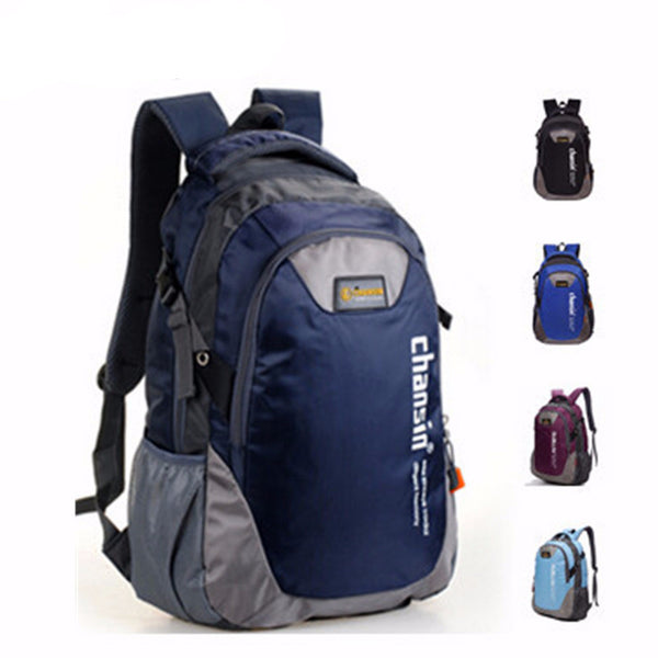 Casual Sport Double-Shoulder Travel Backpack