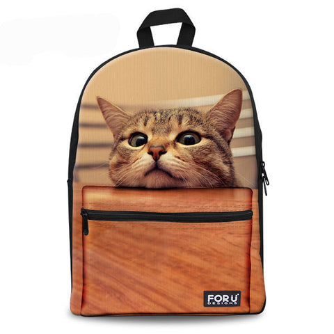 Pet Lovers Inspired Backpack