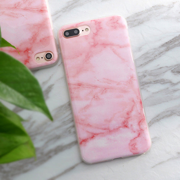 Marble Granite Case for iPhone