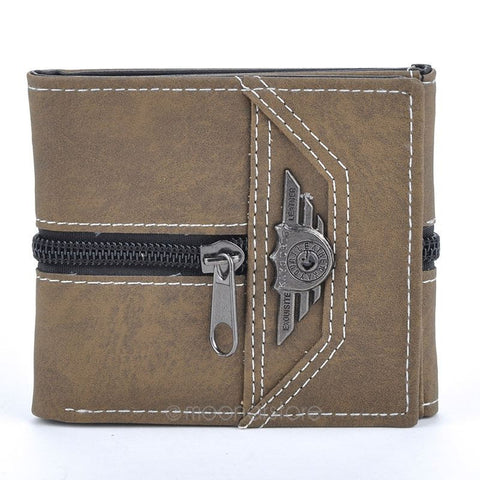 Solid Canvas Wallet Vintage- FREE Shipping! - Passion Promos