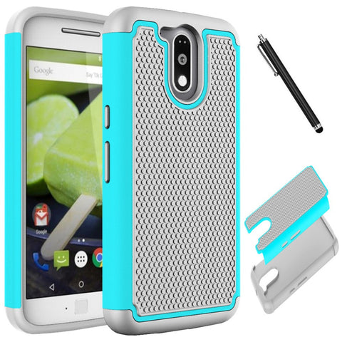 Motorola Moto G4 / G4 Plus 4th Gen Silicone Shockproof Cover