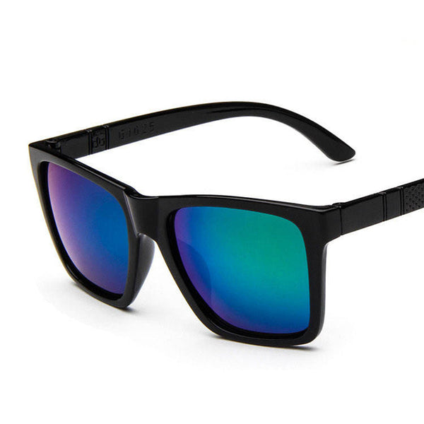 Models Big Square Sunglasses