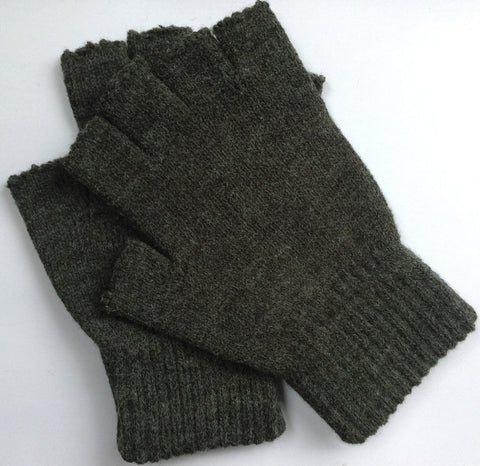 Tactical Fitness Fingerless Wrist Knitted Gloves