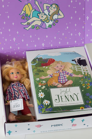 Joyful Jenny Full Kit