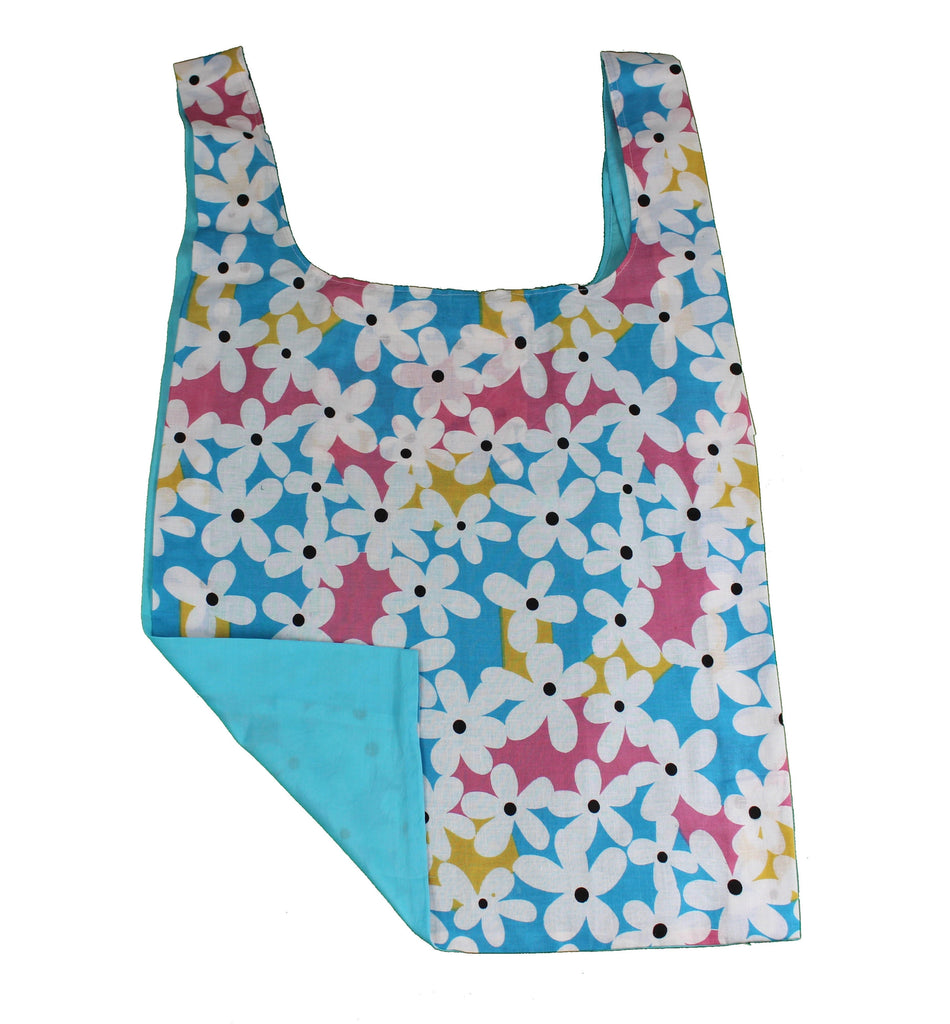 Flower Power Secret Shopping Bag