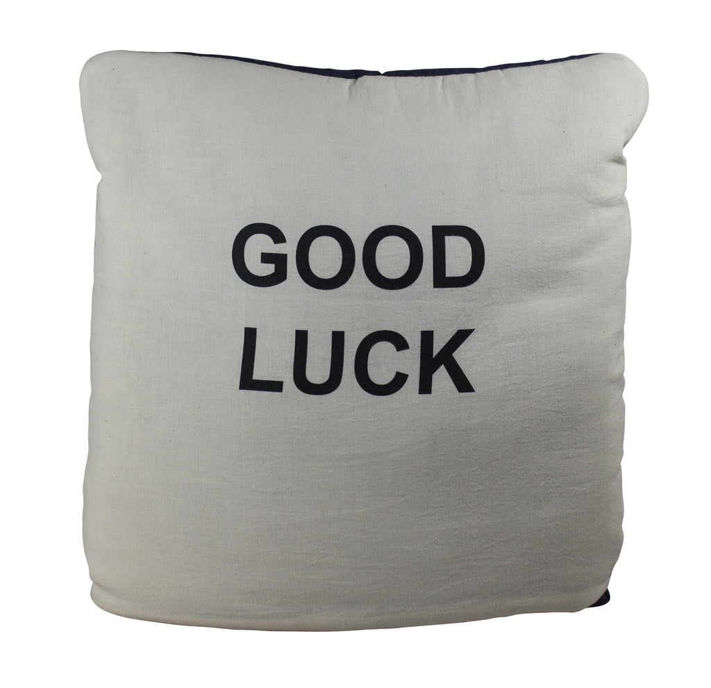 Good Luck Secret Pillow