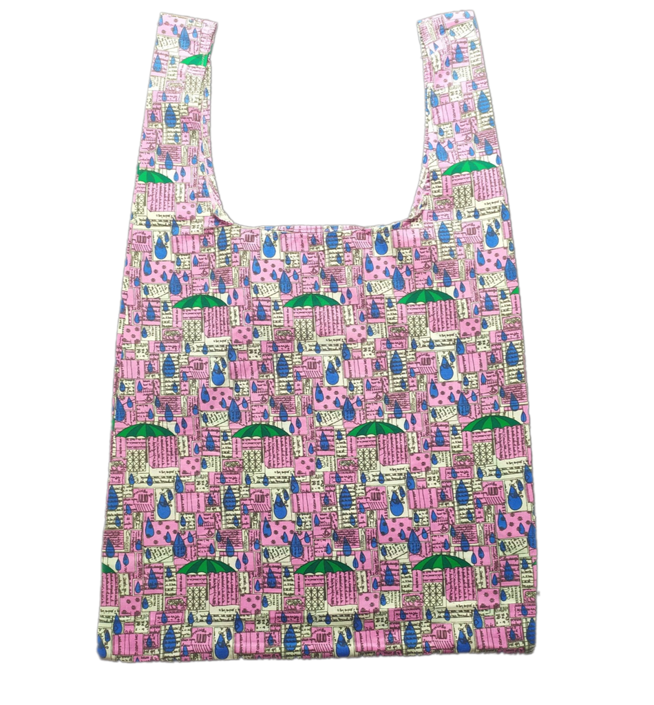 Pink  Drop Secret Shopping Bag