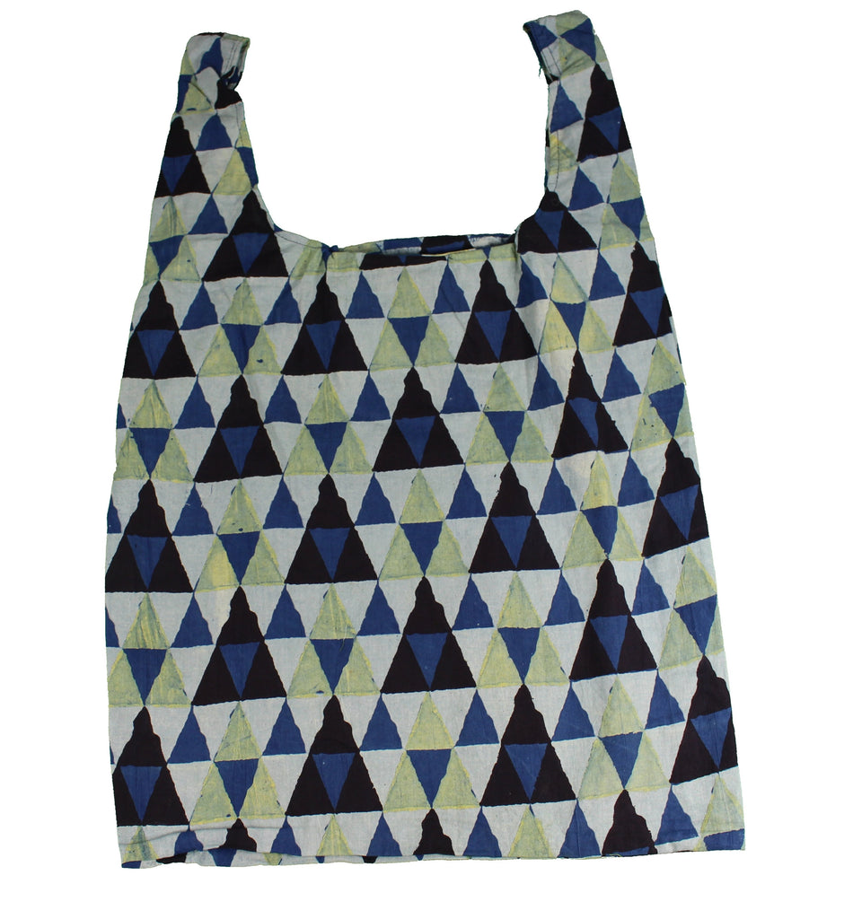 Pyramids at Sea Secret Shopping Bag