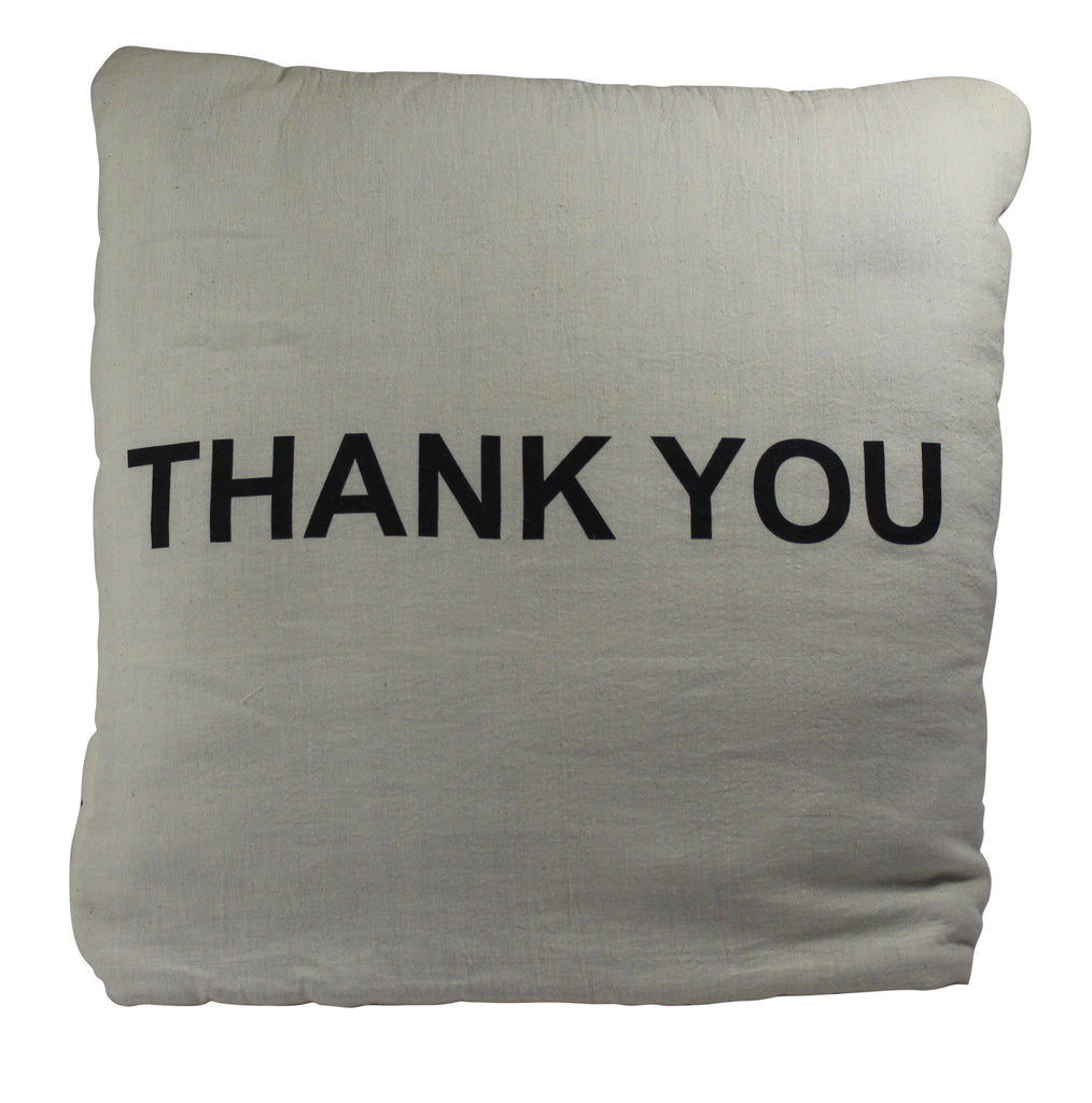 Thank You Secret Pillow