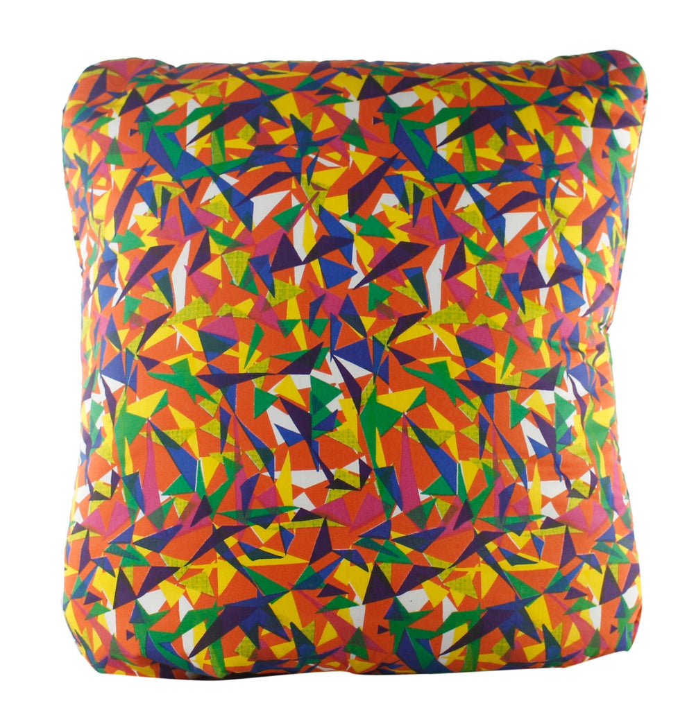 Crazy Orange Secret Pillow