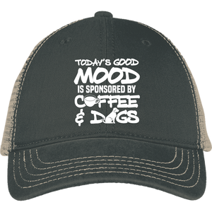 Today's Mood Sponsored By Coffee & Dogs Hat