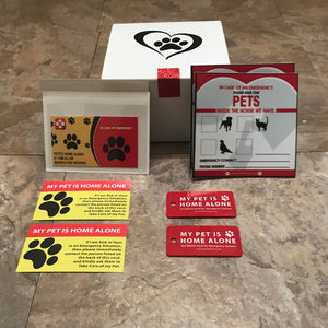 Pet Care Gift Box