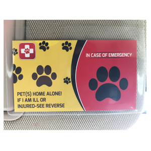Pet Care Gift Box - Our Pet Card