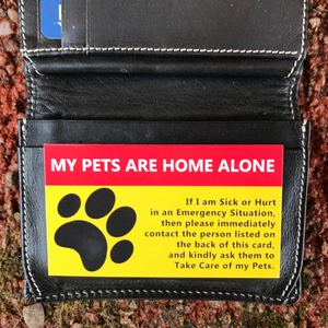 pet care card