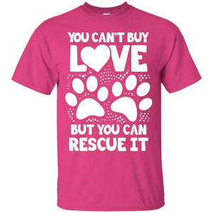 T-Shirts - You Can't Buy Love - T Shirt