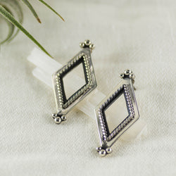 Reflection Stud Earrings