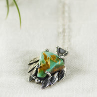 Emergence Necklace ◇ Turquoise