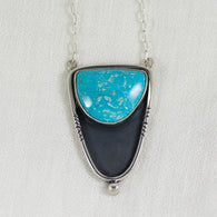 Skyweaver Necklace ◇ Royston Turquoise