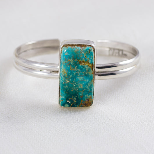 Wanderer Cuff ◇ Royston Turquoise