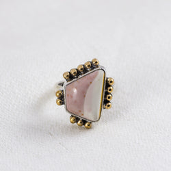 Pink Sands Ring ◇ Willow Creek Jasper ◇ Your Size