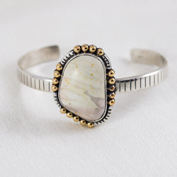 White Sands Cuff ◇ Willow Creek Jasper