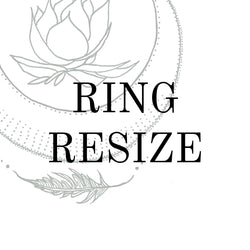Ring Resizing Fee