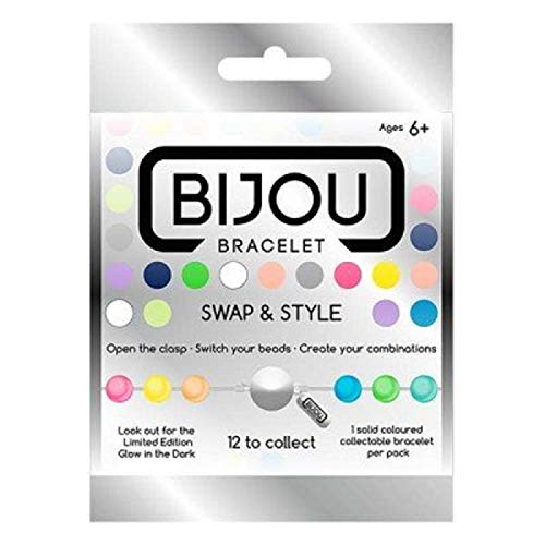 Bijou Fashion Bracelet Beads Charms Making Kit (One)