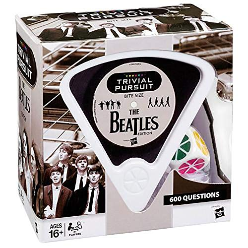 Official Licensed The Beatles - Trivial Pursuit
