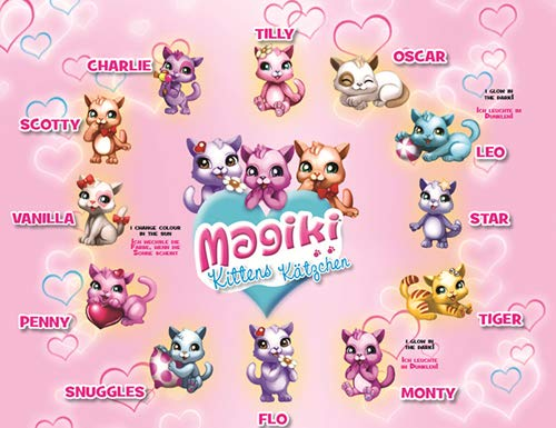 Magiki Kittens (One) Blind Bag