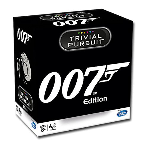 Trivial Pursuit - James Bond 007