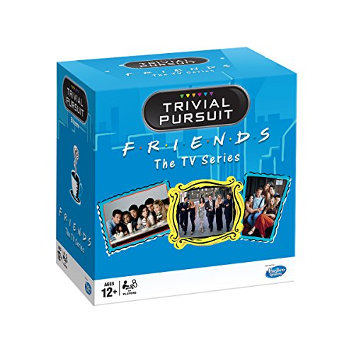 Trivial Pursuit - Friends Game