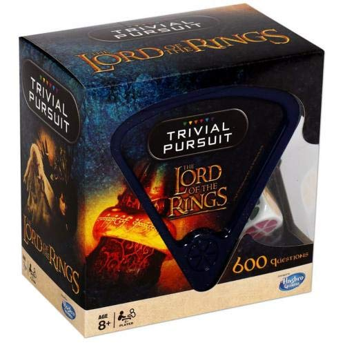 Trivial Pursuit - The Lord Of The Rings Edition Game