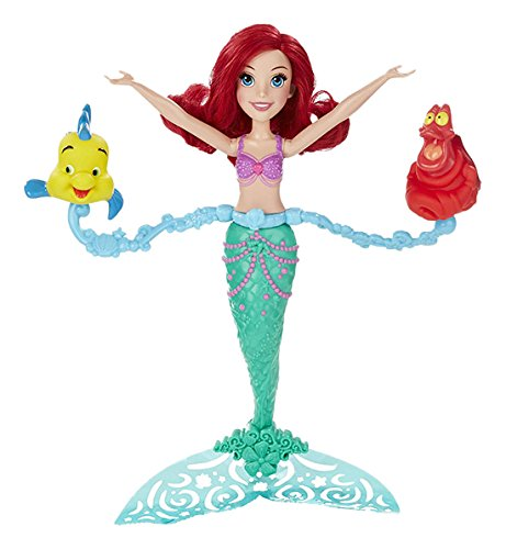 Disney Princess Spin and Swim Ariel Doll