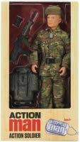Action Man - Soldier Deluxe Action Figure
