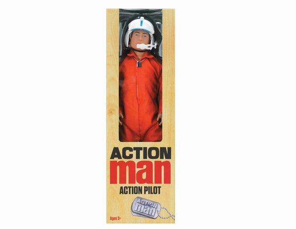 Action Man - Pilot Figure