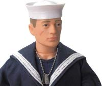 Action Man - Sailor Deluxe Figure