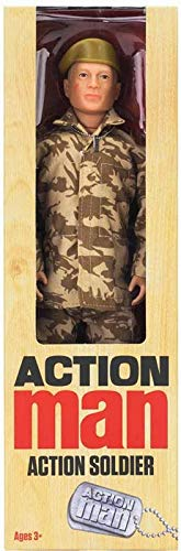 Action Man - Soldier Action Figure