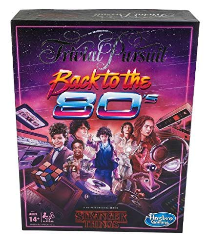 Trivial Pursuit - Stranger Things Back To The 80s