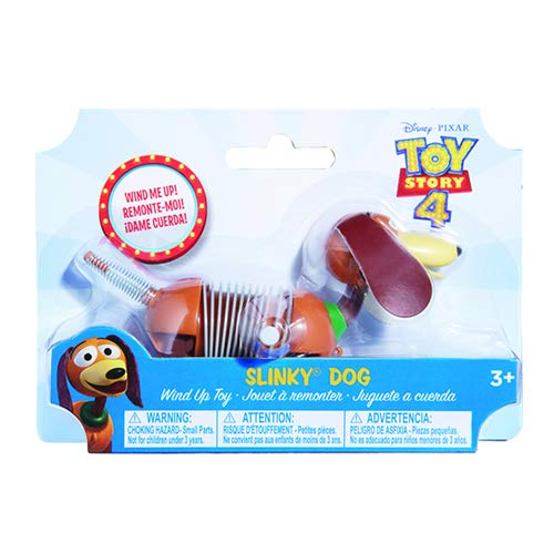 Toy Story 4 - Wind Up Slinky Dog