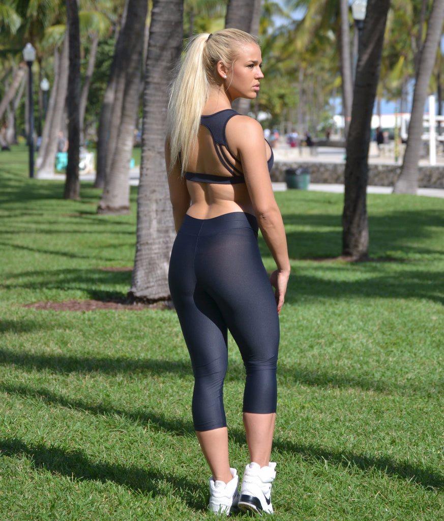 Light Supplex Capri Leggings