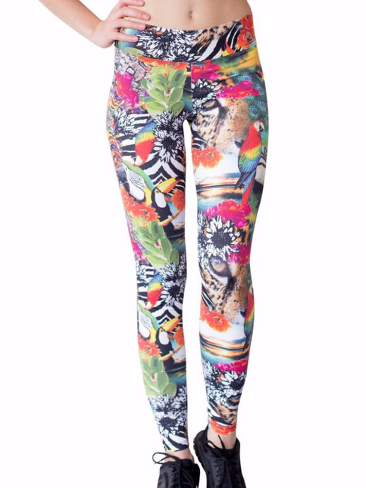 Amazon Prints Fashion Workout Leggings