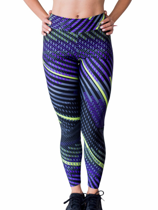 Dynamic Athletic Wear Legging