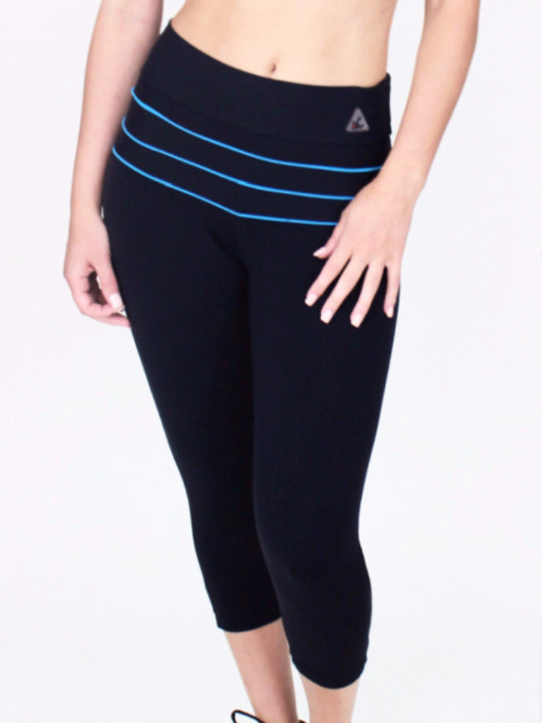 Three Lines Slim Leggings