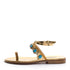 Pharaoh Calf Sandals