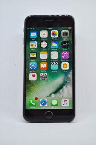 Black iPhone 6 64gb rogers