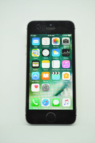Black 32gb iPhone 5s telus